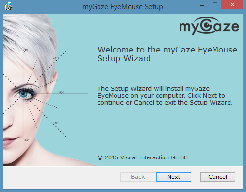 Mygaze install 2