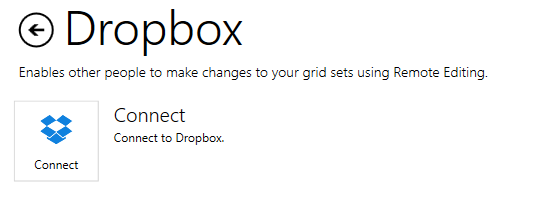 dropbox settings 1