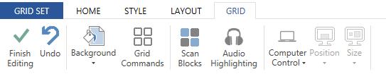 grid commands