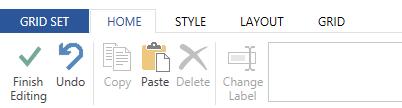 navigate to grid set tab