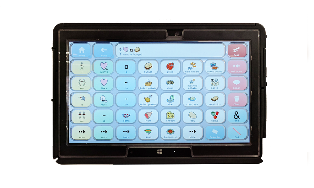 Grid Pad Keyguards image