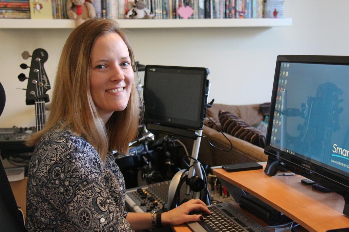 daisy smartbox assistive technology specialist
