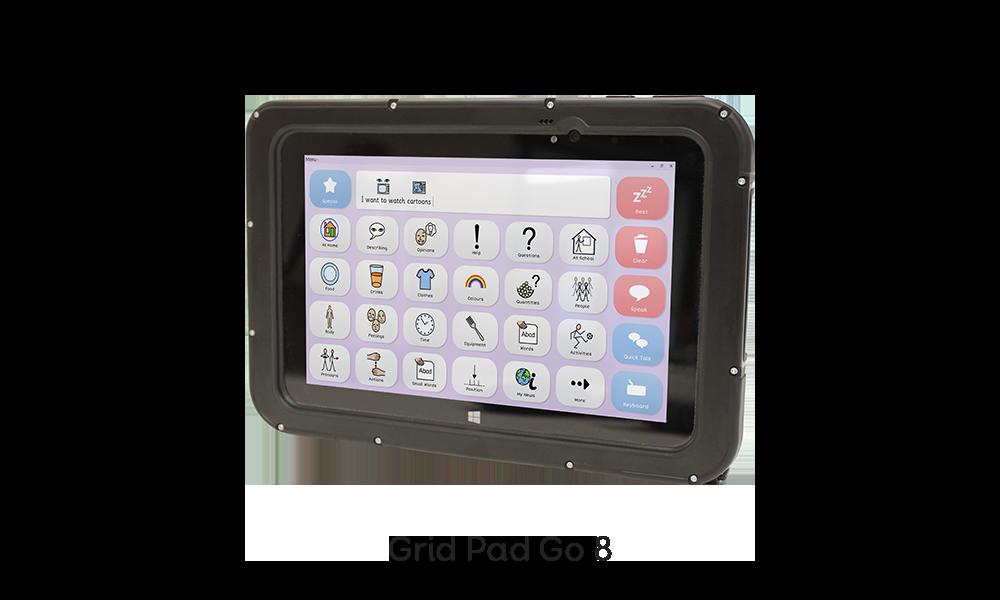 Grid Pad Go Tough Case image