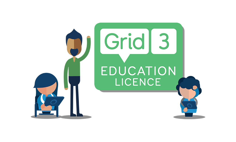 Grid 3 Education Licence image