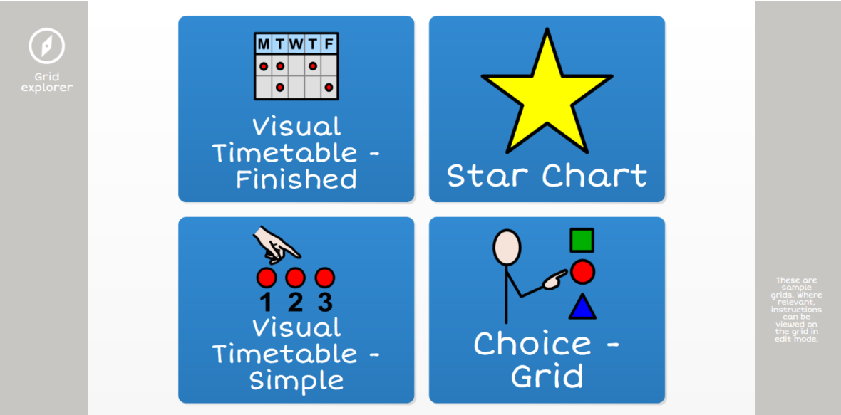 classroom grids