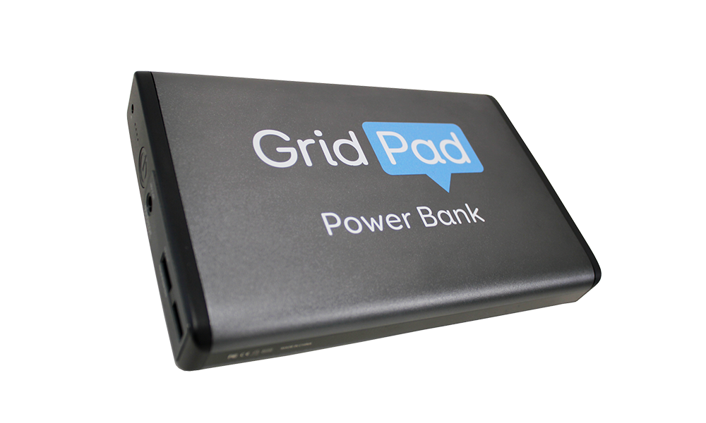 Grid Pad Power Bank image