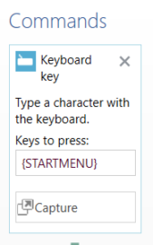 Using the Keyboard Key command in Grid 3 - thinksmartbox com