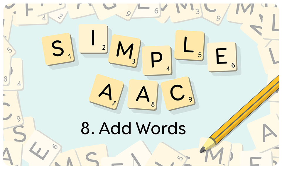 how to add words to a picture