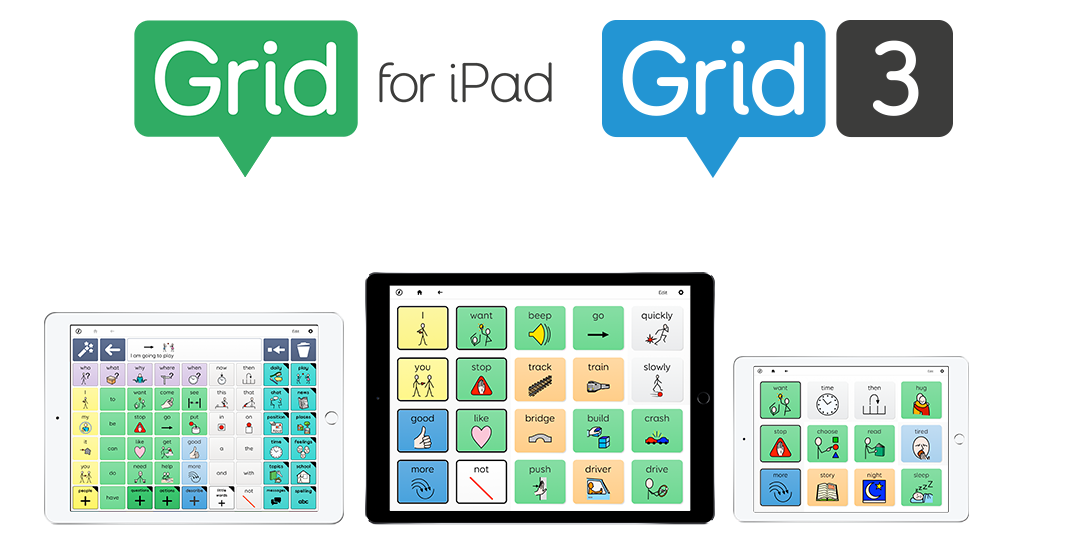 Super Core Learning Grids on 3 iPads