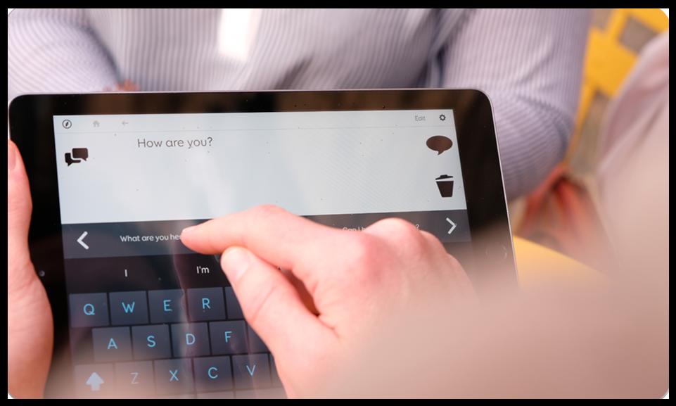 The all-new Text Talker - thinksmartbox com