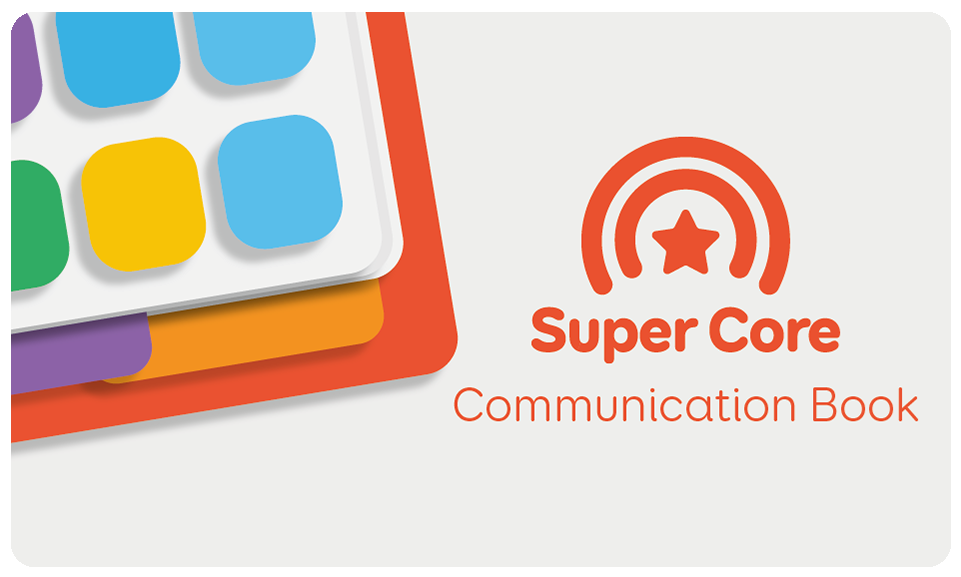 Super Core Communication Book image